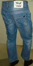 Mens Absolutely Fashion Jeans Straight Size 38 X 28 Rare Vintage #304 ***