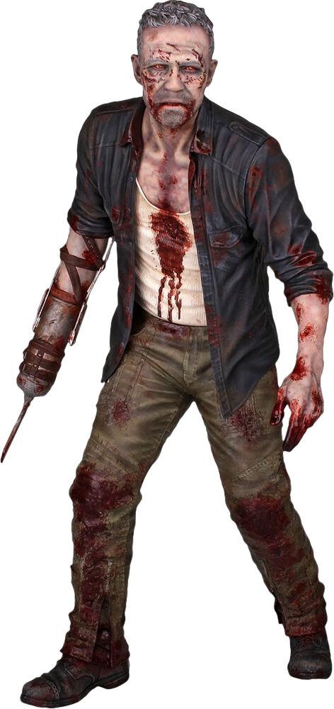WALKING DEAD - Merle Dixon 1 4 Scale Zombie Walker Statue (Gentle Giant)  NEW