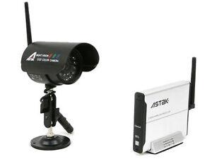 astak wireless security camera manual