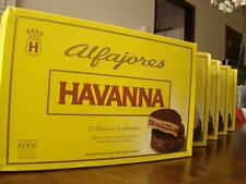 HAVANNA ARGENTINA ALFAJORES COOKIES BISCUITS X 6 UNITS