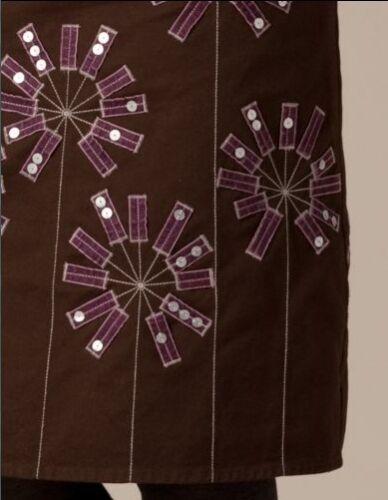 Boden Brand 14 69 8 Skirt Uk 12 Flowerburst 16 10 Size Applique £ New Exquisite 6 rxqFBUgHrw