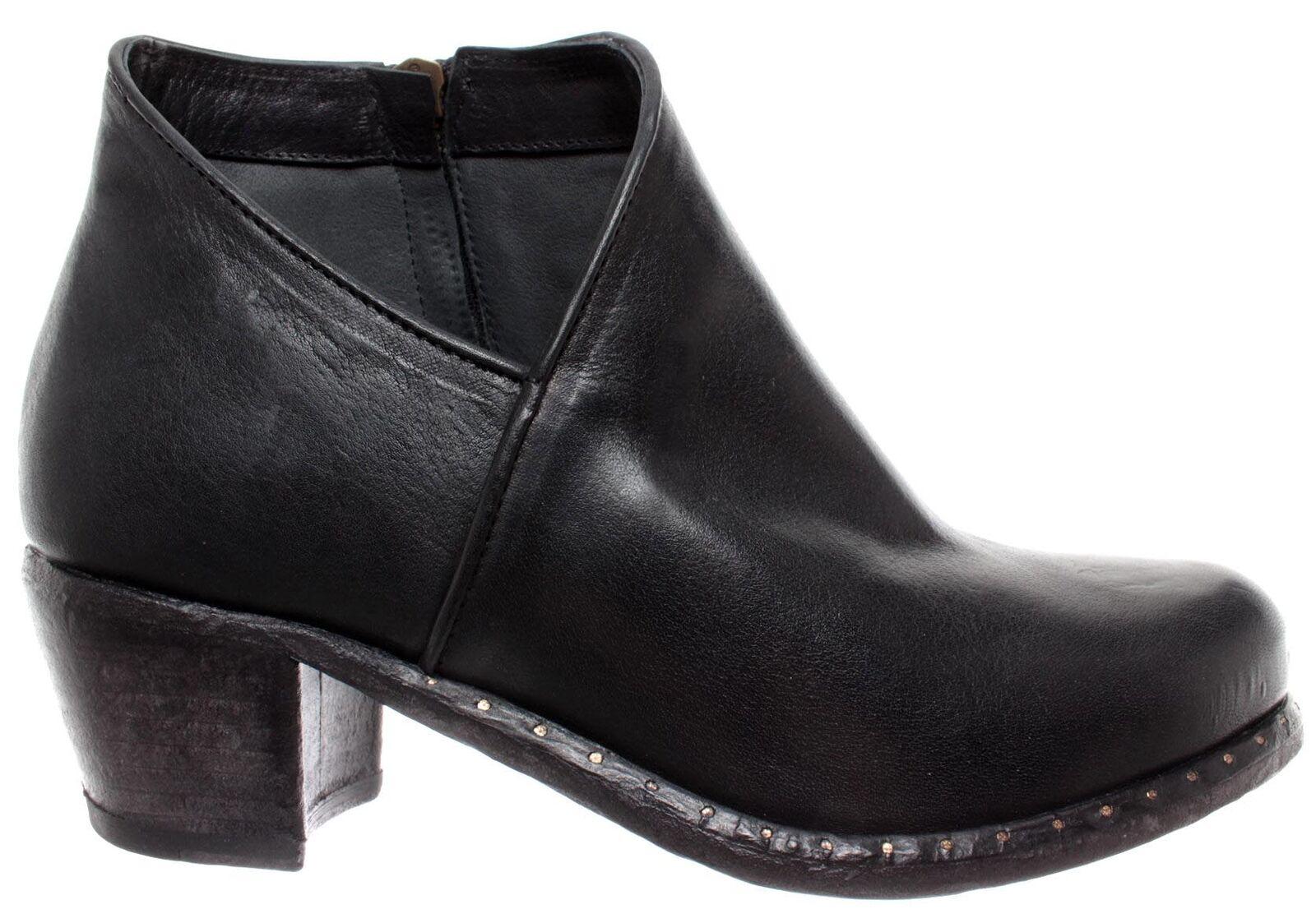 Fiorentini Fiorentini Fiorentini + Baker Chaussures Femmes Bottines Bala-G9 Cuir Noir Fermeture Éclair Neuf d9840f
