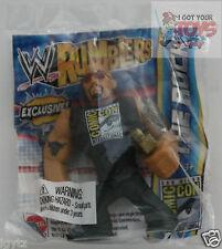 THE ROCK SDCC 2012 WWE Mattel RUMBLERExclusive 2012 2 Inch ACTION FIGURE