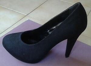 Scarpe-con-tacco-Face-to-Face-colore-nero-tg-38