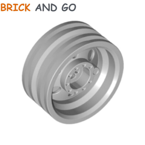 Rim Ø30 x 14mm For Wheel NEUF NEW 1 x LEGO 56904 Roue Jante gris, grey
