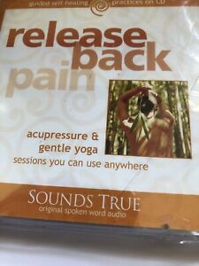 RELEASE BACK PAIN Acupressure & Gentle Yoga SEALED CD by ...