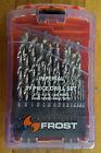 Frost by Sutton 29 Piece Imperial High Speed Steel Drill Bit Set #92254