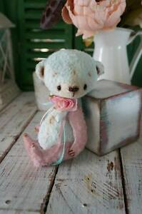 """Sewing Pattern For 6,5 Inch Bear """"Eva"""""""