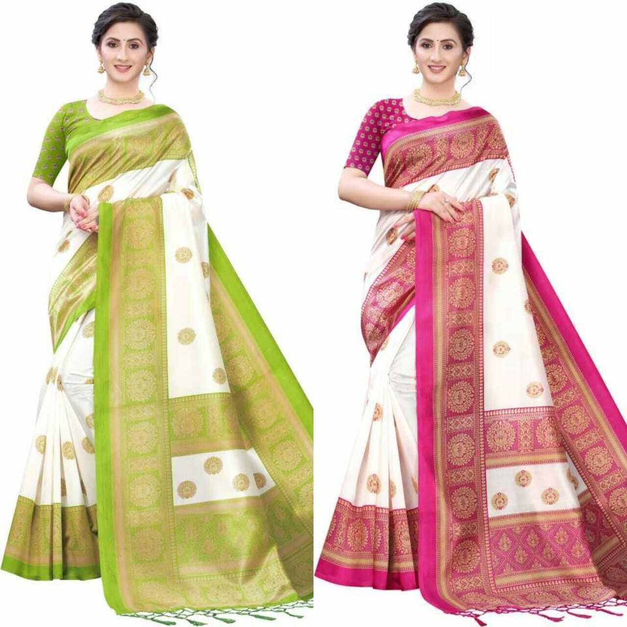 Sari Saree Indian Wedding Designer Women Party Wear Bollywood Fansy Saree Blouse