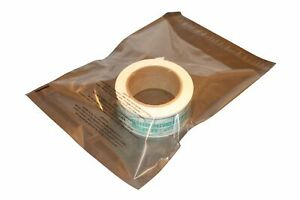 100 Bags of 10x13 Clear Suffocation Warning Self Sealing FBA Bag