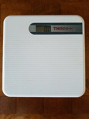 1986 White Thinner Weight Scale Tested