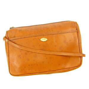 Salvatore-Ferragamo-Shoulder-bag-Brown-Woman-Authentic-Used-S651