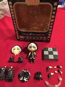 Nendoroid 166 Black Rock Shooter Strength Figure Good Smile Company