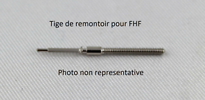 Tige de remontoir winding stem FHF caliber Stock