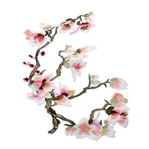 Big-Flower-Leaf-Embroidery-Applique-Patch-Plum-Blossom-Flower-Patch-42-6-19-4cm