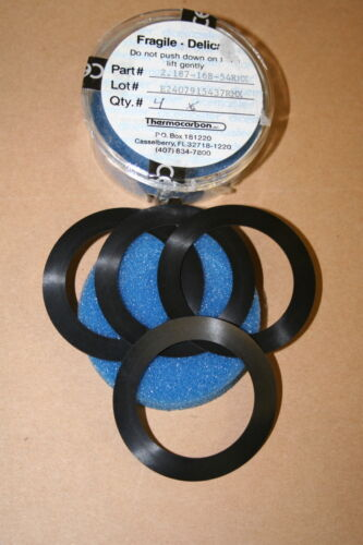 Resin-bonded Diamond Dicing Blade cutting wheel Thermocarbon 2.187 lot of 4