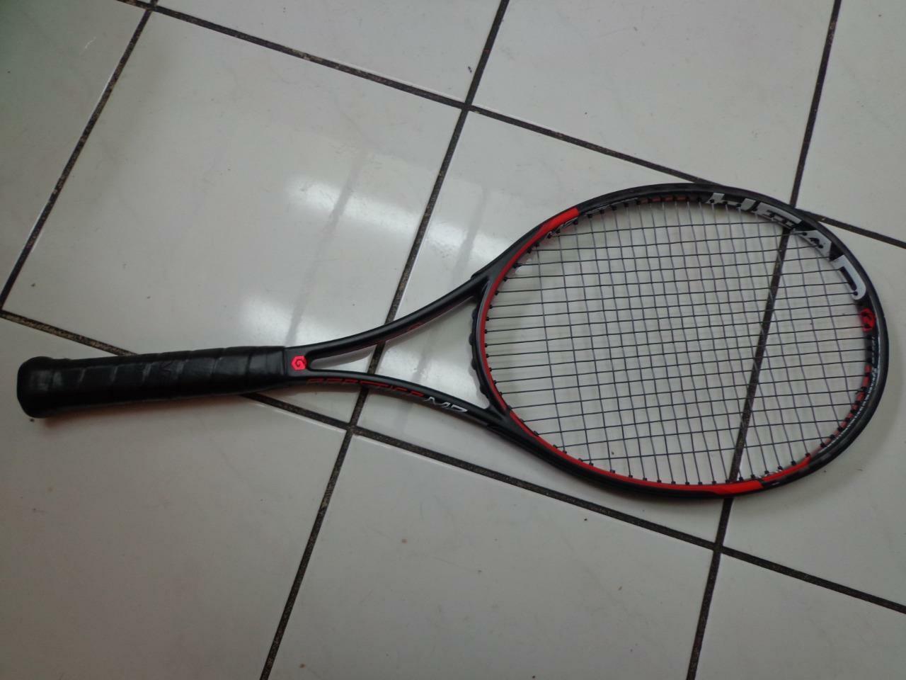 Head Graphene Xt Prestige MP 98 Head 18x20 4 1 4 grip raquette de tennis