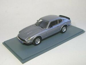 Datsun 260 Z 2 (argent Métallique) 1975