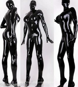 Latex zentai suits