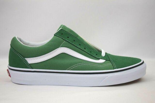 Sneakers – Mens Vans Old Skool Green