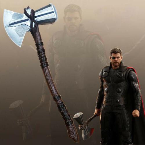 Avengers Infinity War Thor Cosplay Stormbreaker Hatchet PU Axe 1:1 Cos Props