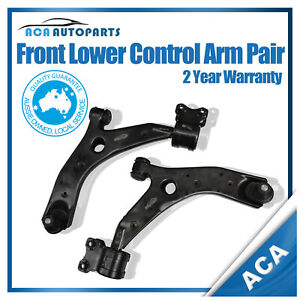 FRONT-LEFT-amp-RIGHT-LOWER-CONTROL-ARM-W-BALL-JOINT-Fit-For-MAZDA-3-2003-03-2009