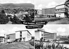 BG1169 bad sooden allendorf werra sanatorium  CPSM 14x9.5cm germany
