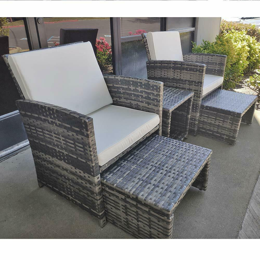 Patio Furniture Wicker Clearance: Patio Furniture Sets Clearance Outdoor Garden Rattan