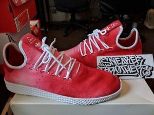 21ecedadb852f Adidas x Originals PW Tennis Hu Holi Pharrell Williams Scarlet Red ...