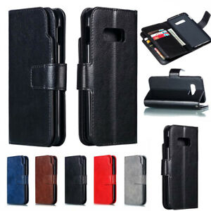 For-Samsung-Galaxy-S10-Plus-Lite-Luxury-Flip-Leather-Wallet-Magnetic-Case-Cover