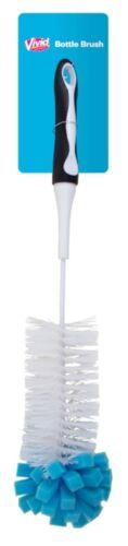 Bouteille Brosse produit de nettoyage en verre plastique Pinte Verres Bouteilles de lait Ballon bocaux
