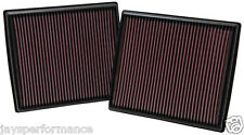 KN AIR FILTER (33-2973) FOR MERCEDES BENZ M-CLASS W164 ML420 CDi 2006 - 2009