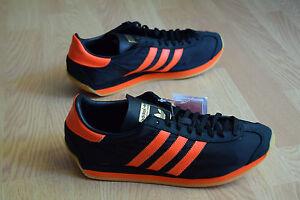 Détails sur Adidas Pays Og 40 41 42 42,5 44,5 46 Vintage Oslo la Baskets ROM Bern B24756