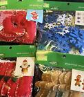 Christmas Crafts.   5 Pkgs Hobby Lobby Craft Kits