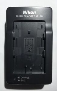 Genuine-NIKON-Quick-Charger-MH-18