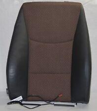 BMW 3ER E90 E91 LCI Sitz Bezug Sitzlehne Lehne Stoff Leder Braun 7212164 7140536