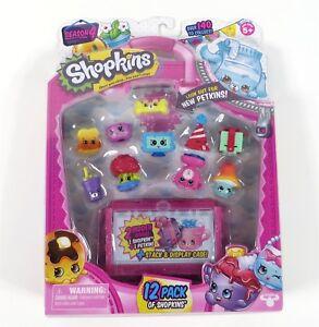 Shopkins-Season-4-12-pack-7-Brand-New-Sealed-Mystery-Figure-Ultra-Rare-Limited