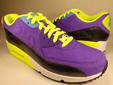 cheaper a4c0f 6cc38 Nike Air Max 90 Essential Hyper Grape Ash Volt SZ 11.5 (537384-500)