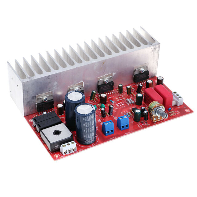 Subwoofer Amp Audio Mobule 1Pack TDA7294 power amplifier board 2x200W