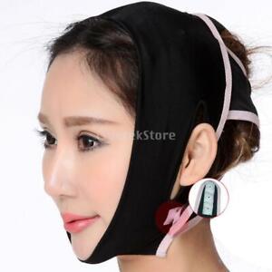 V-Gesicht-Kinn-Wange-Lift-Up-Abnehmen-Schlanke-Maske-Duenne-Gurtband-Band