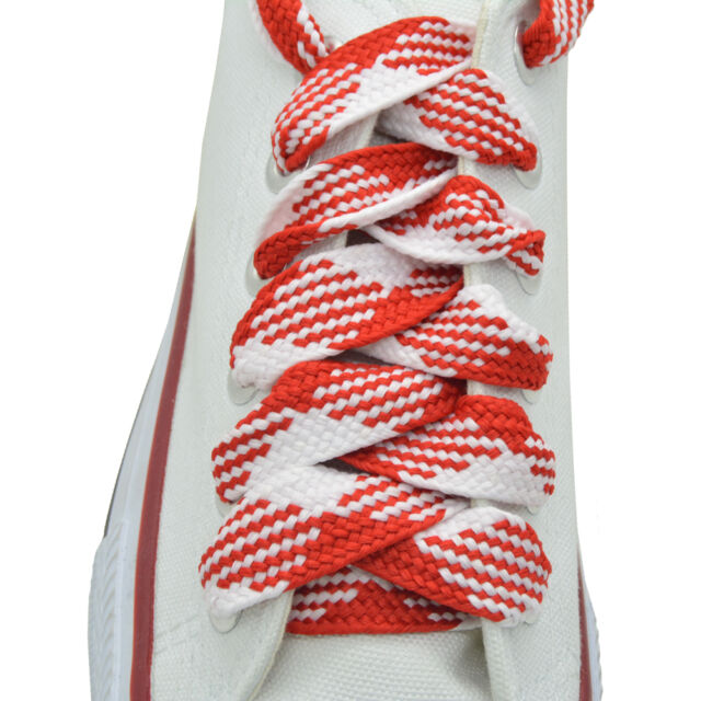 """52/"""" Thick Sneakers Athletic Shoelace String Yellow//Black Shoelaces 1,2,12 Pairs"""