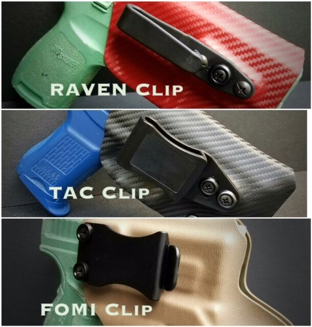 Se adapta a una Glock 30s con luz TLR3-Negro TLR3-Negro TLR3-Negro de fibra de carbono KYDEX Exhibición Funda Usa Made b97136