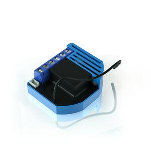 Qubino Z Wave Plus Smart Single Relay Module Zmnhad3