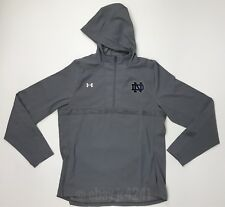 under armour 1 4 zip womens. item 4 new under armour womens l notre dame fighting irish pregame woven 1/4 zip jacket -new 1
