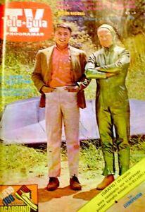 TV-Guide-1976-My-Favorite-Martian-Bixby-Walston-International-Tele-Guia-COA