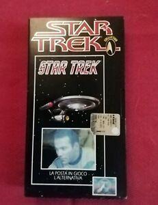 VHS Star Trek Standup Collection 1996 - Goddess