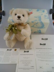Antiquitäten & Kunst Replikate & Sonderserien Radient Steiff Teddy 036859 Mistelzweig 30cm In Ovp Von 2011 2807