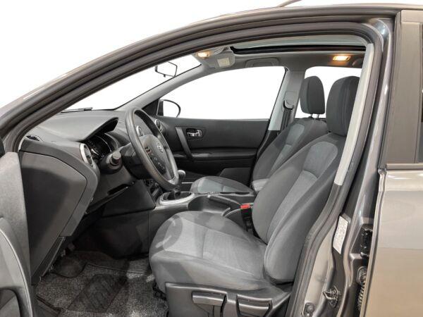 Nissan Qashqai+2 1,6 Tekna - billede 3
