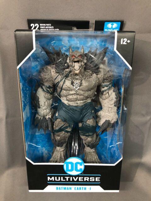 (US Stock) McFarlane DC Multiverse Dark Nights: Metal Devastator Earth