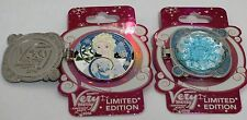 Disney Very Merry Christmas Party 2016 Frozen Elsa 3-D Hinged Pin LE 5300 NEW